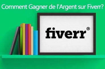 Gagner Argent sur Fiverr