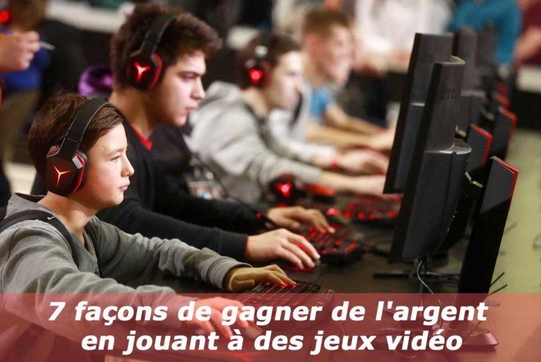 jeux video gagner argent
